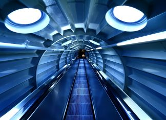Unutrašnjost Atomiuma