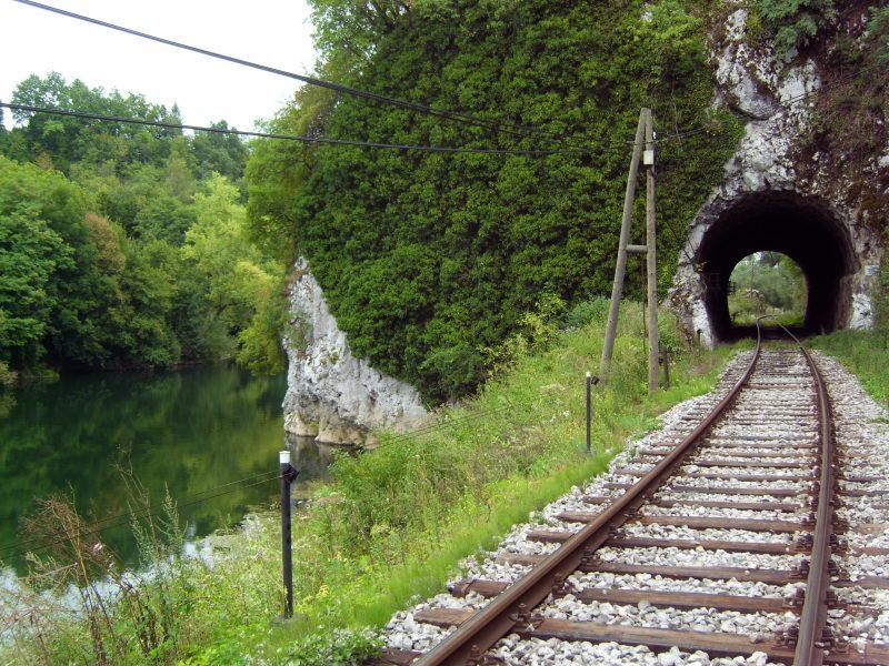 Otvorena Zeljeznicka Pruga Rijeka Karlovac 1873 Povijest Hr