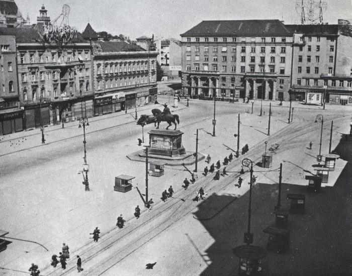 Partizanske jedinice ušle u opustjeli Zagreb – 1945. | Povijest.hr