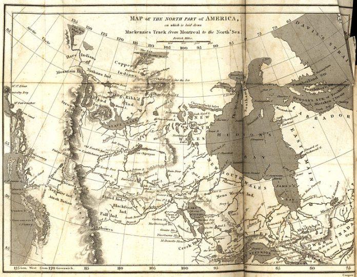 Na današnji dan - Page 15 Alexander_Mackenzie_map-696x540