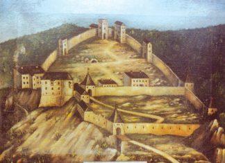 Lovro Sirnik, Krapinski grad, 1907.