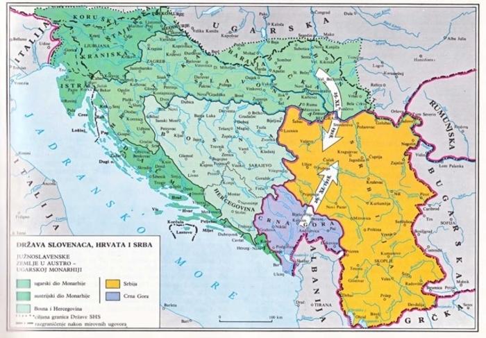 Sabor proglašava Oluju državnim praznikom i u Srbiji i poziva sve koji ju slave da okače zastave Kraljevina-shs