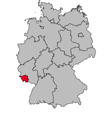 pokrajina Saarland