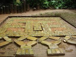 mozaik u La Venti