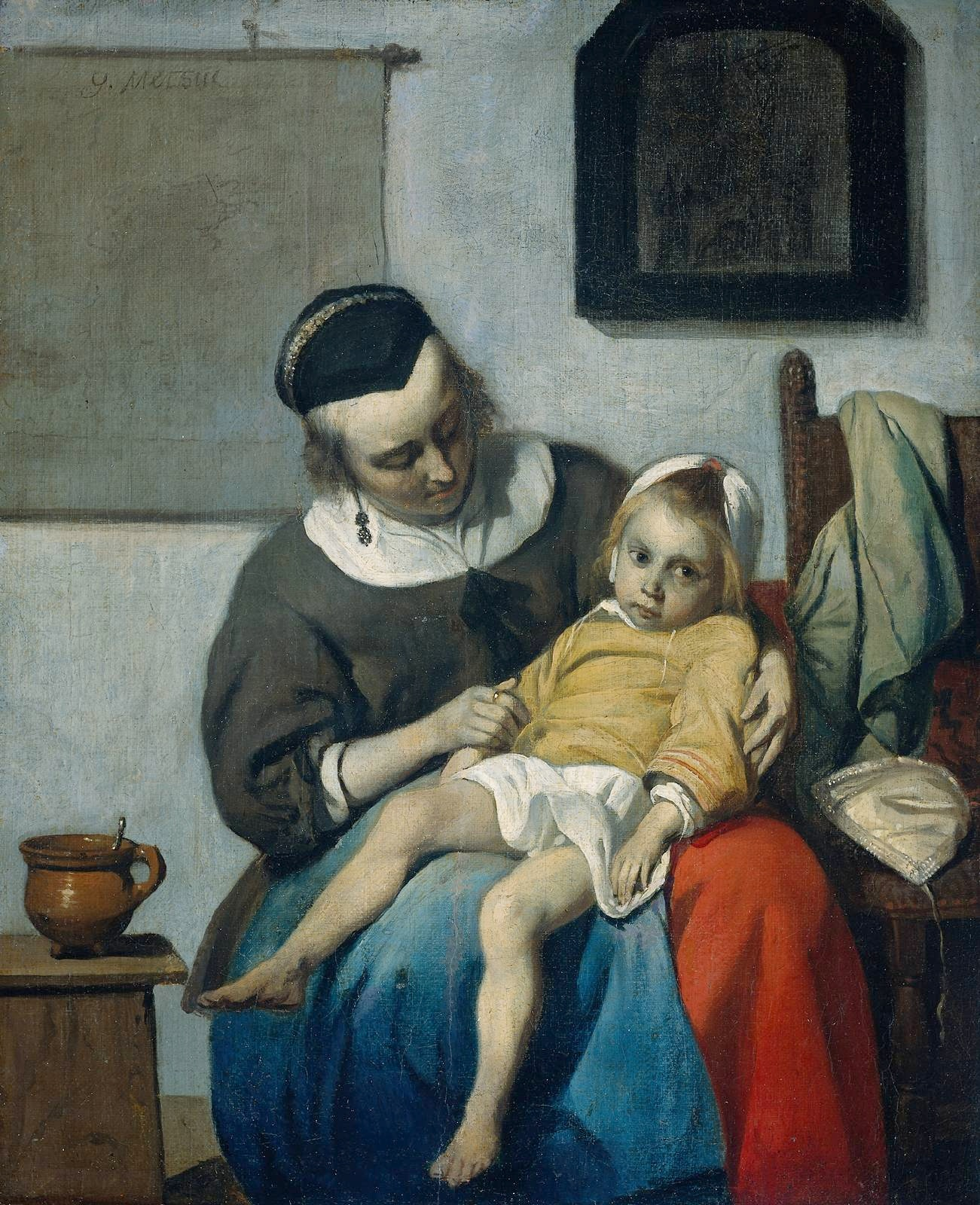 metsu_gabriel_-_sick_child_the
