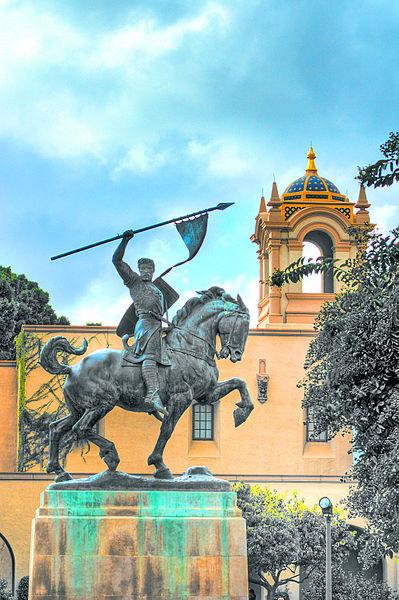 Kip El Cida iz 20. stoljeća