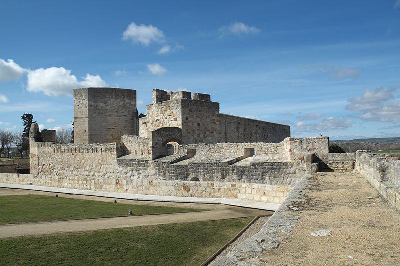 Dvorac u Zamori