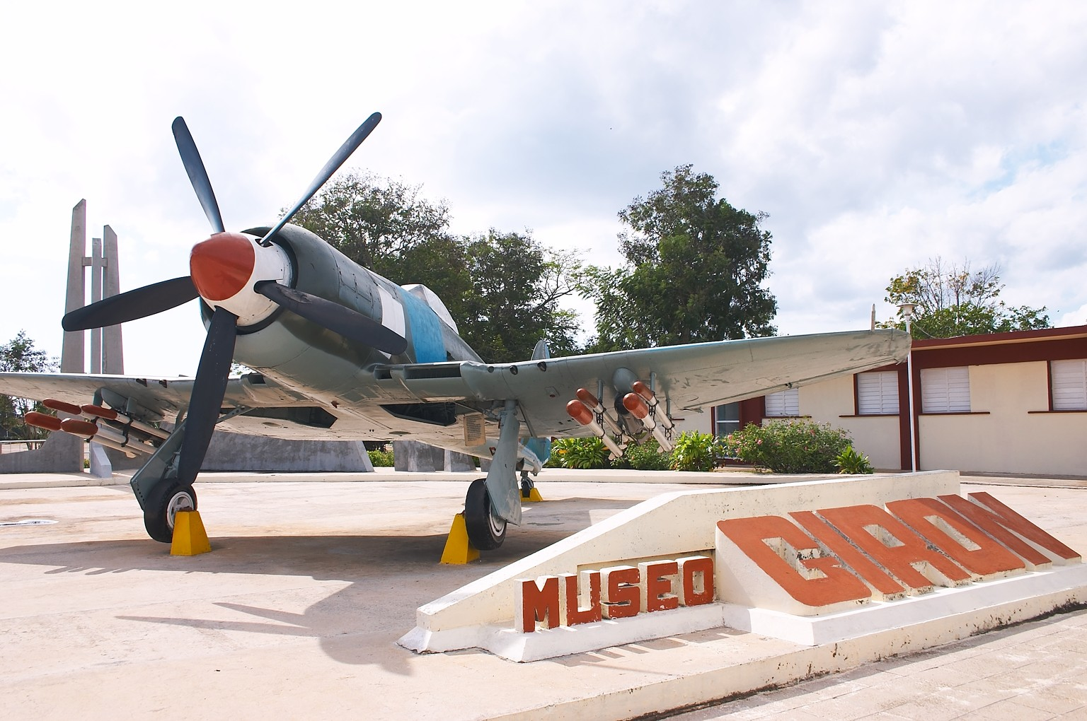 Sea Fury F 50