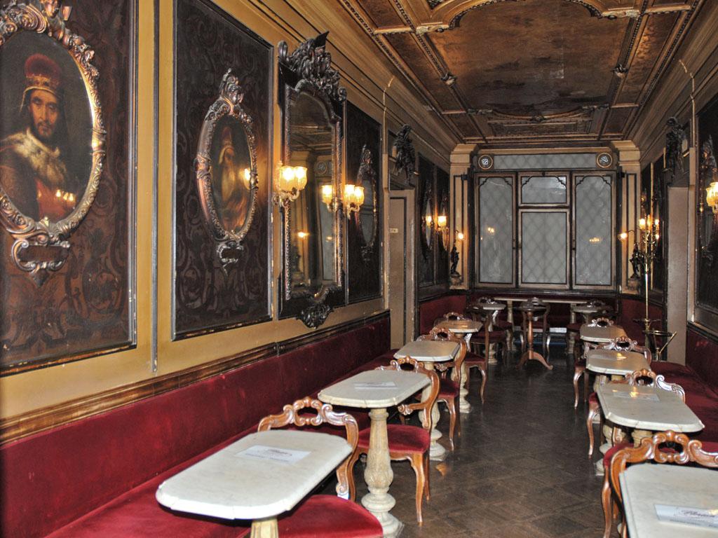 Kavana Florijan u Veneciji