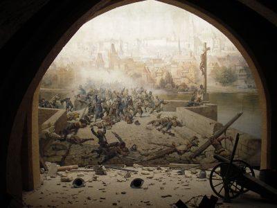 Bitka na Karlovom mostu 1648.